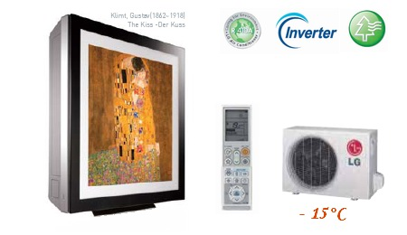 Кондиционер LG A12AW3 серии Artcool Inverter