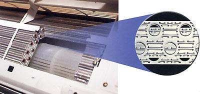 Теплообменник на кондиционер Пластины теплообменника Теплохит ТИ 100 Северск
