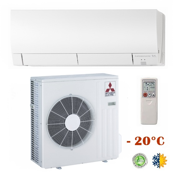 Кондиционер Mitsubishi Electric MSZ-FH50VE / MUZ-FH50VE. Mitsubishi Electric. Cерия настенных инверторных сплит-систем Mitsubishi Electric Deluxe Inverter.