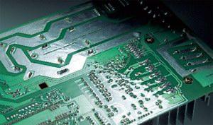 Внутренний блок кондиционера серии Premium Inverter SRK20ZS-S/SRC20ZS-S. Печатная плата с силиконовым покрытием